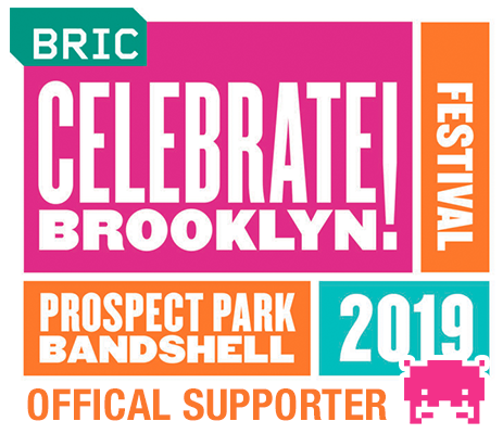 Cyber-NY is an Official Supporter of the 2019 Celebrate Brooklyn Concert Series