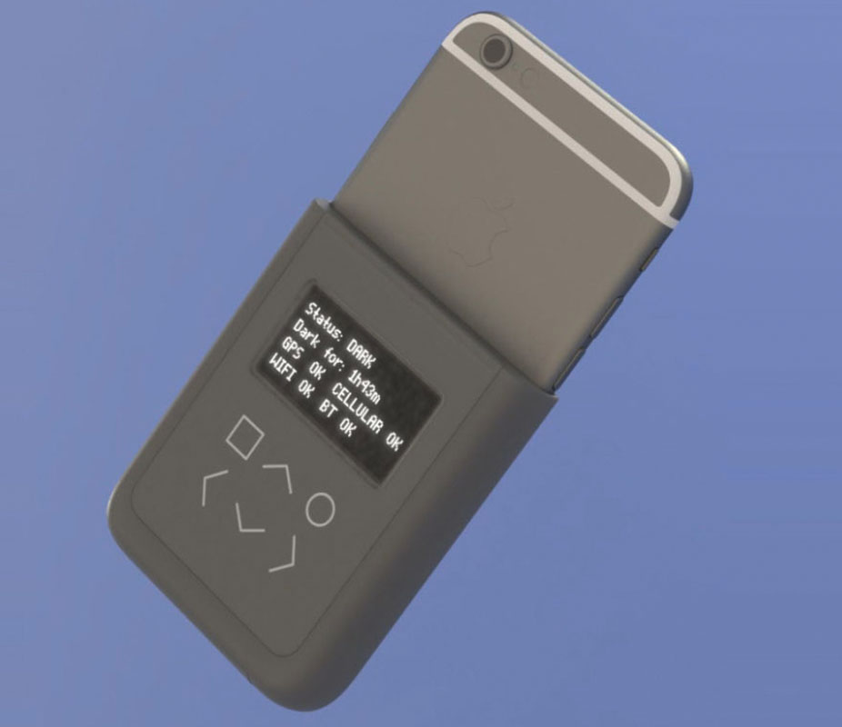 Snowden iPhone Case Tells You If You Are Being Spied On