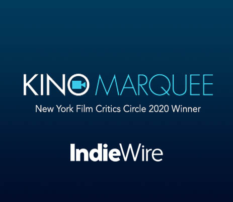 Kino Marquee wins award and from New York Film Critics Circle for virtual cinema