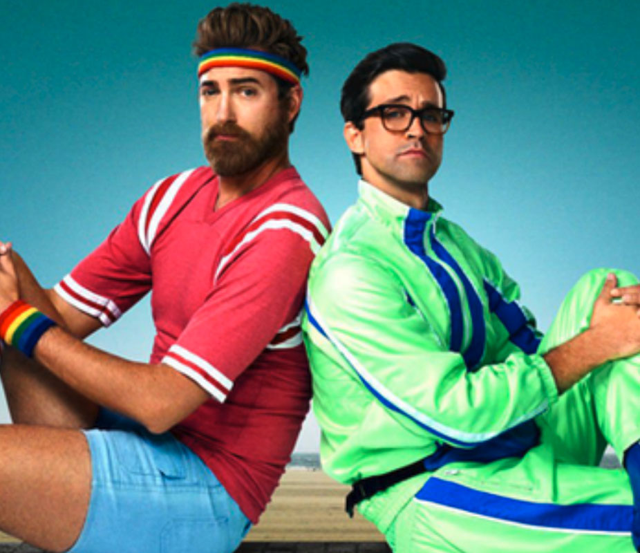 Rhett & Link Get Mythical