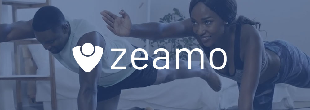 Zeamo Fitness Passport Video On Demand Service by Cyber-NY