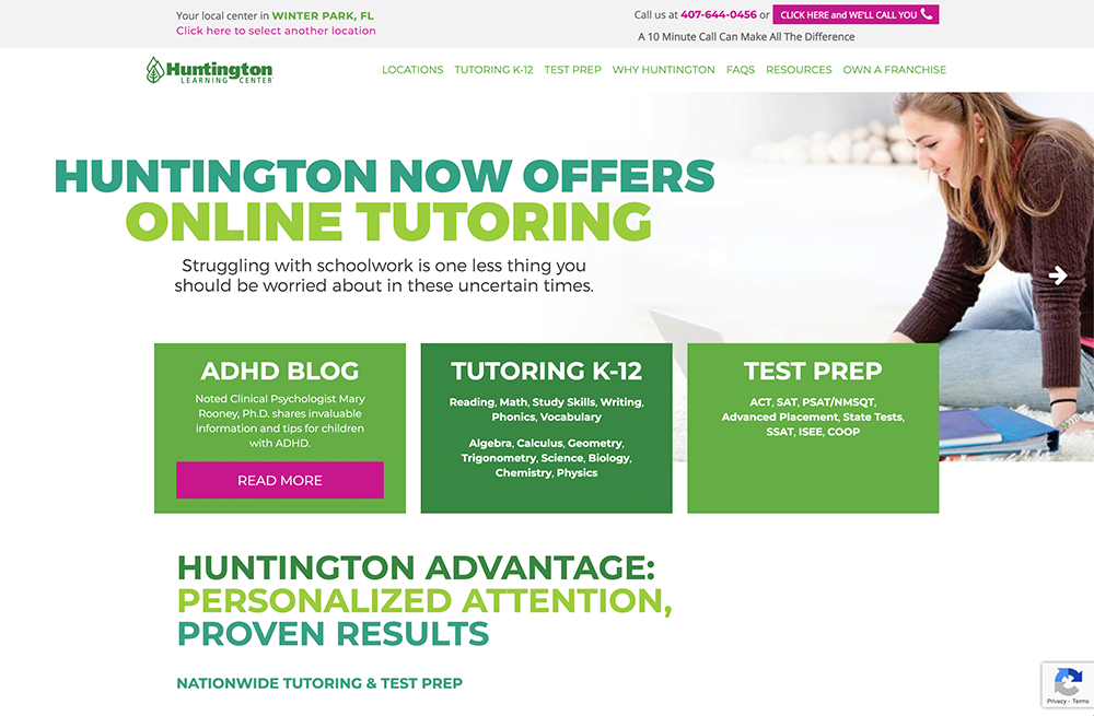 Huntington-Learning-Center-Suplemental-Education